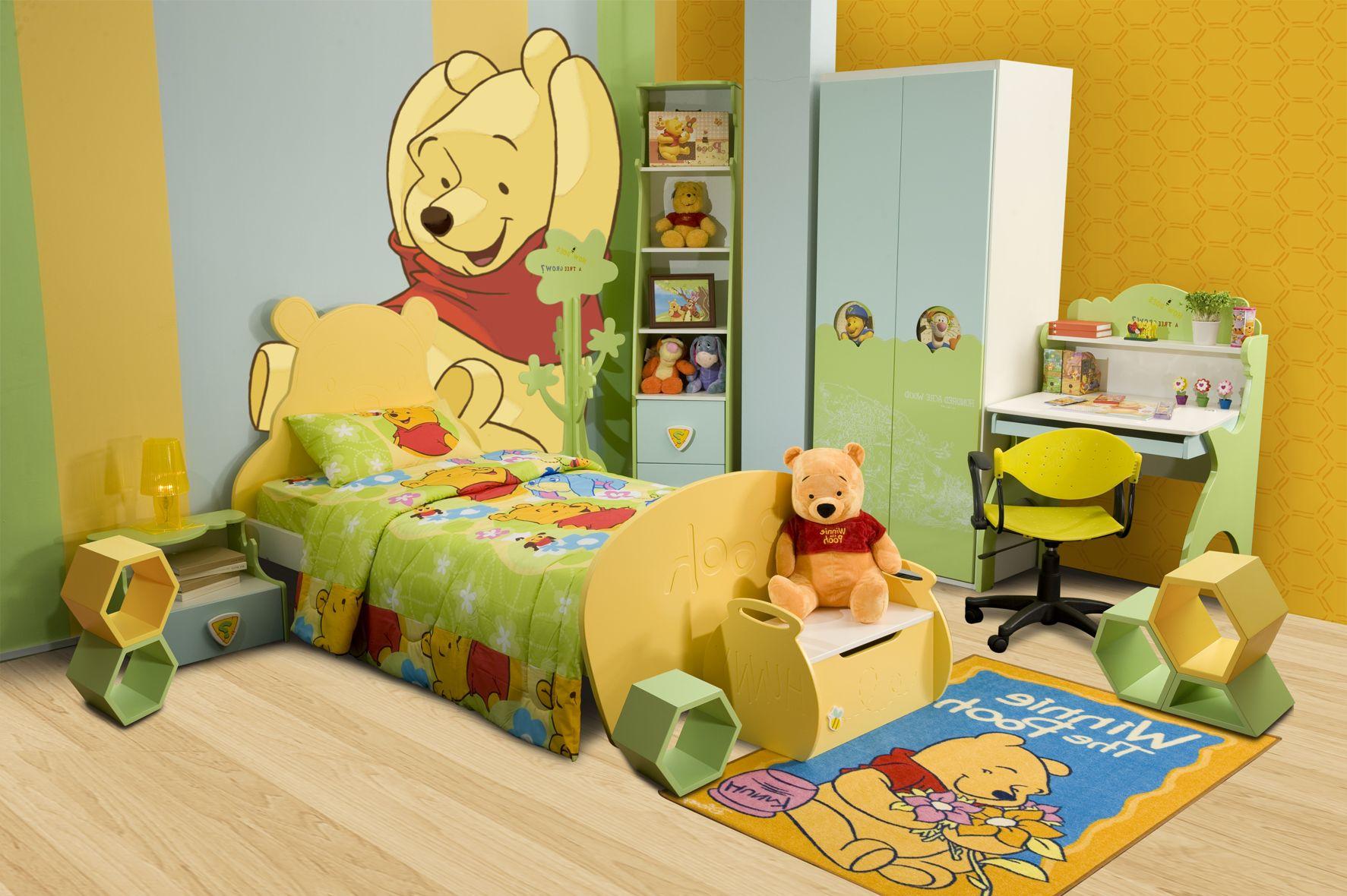Micimackó Disney szoba