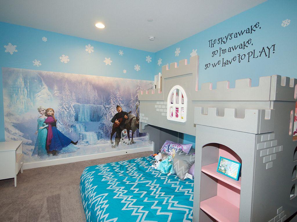Jégvarázs Disney szoba