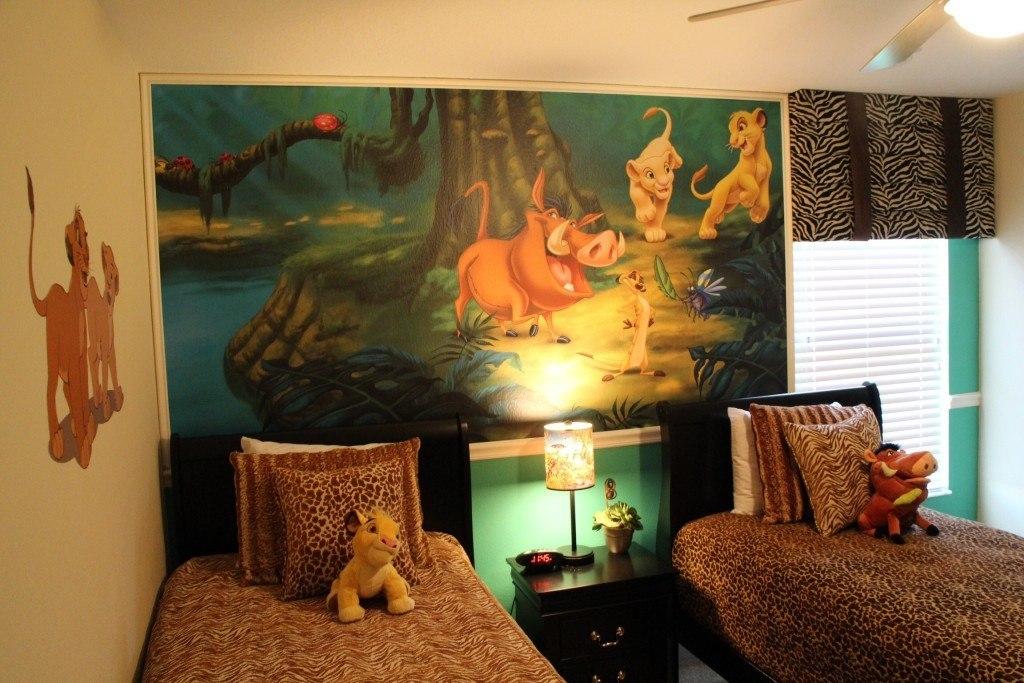Oroszlankiraly Disney szoba